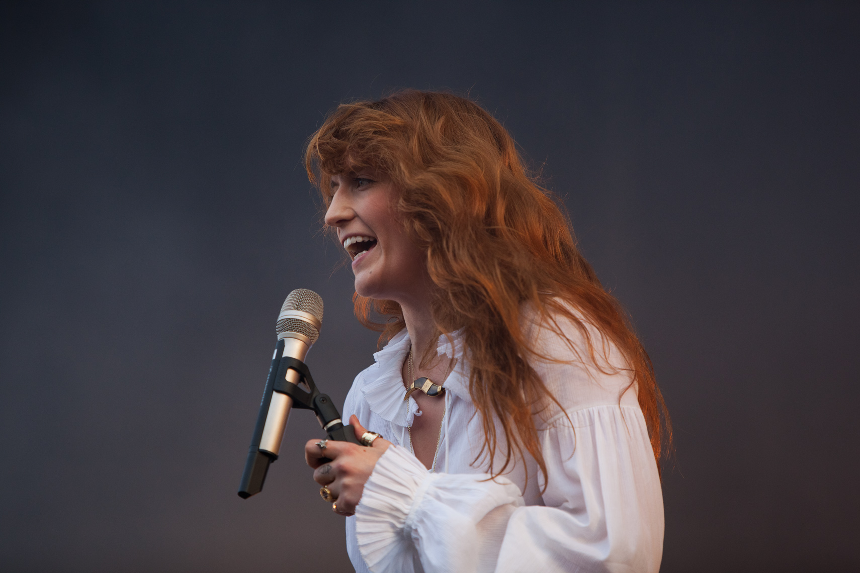 FLORENCE+THE MACHINE - FLORENCE WELCH