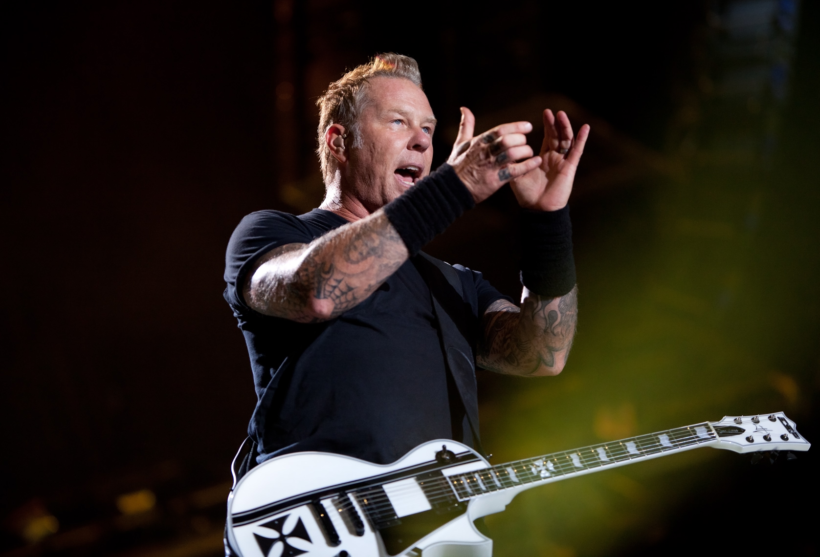 B.J.NOWAK - James Hetfield