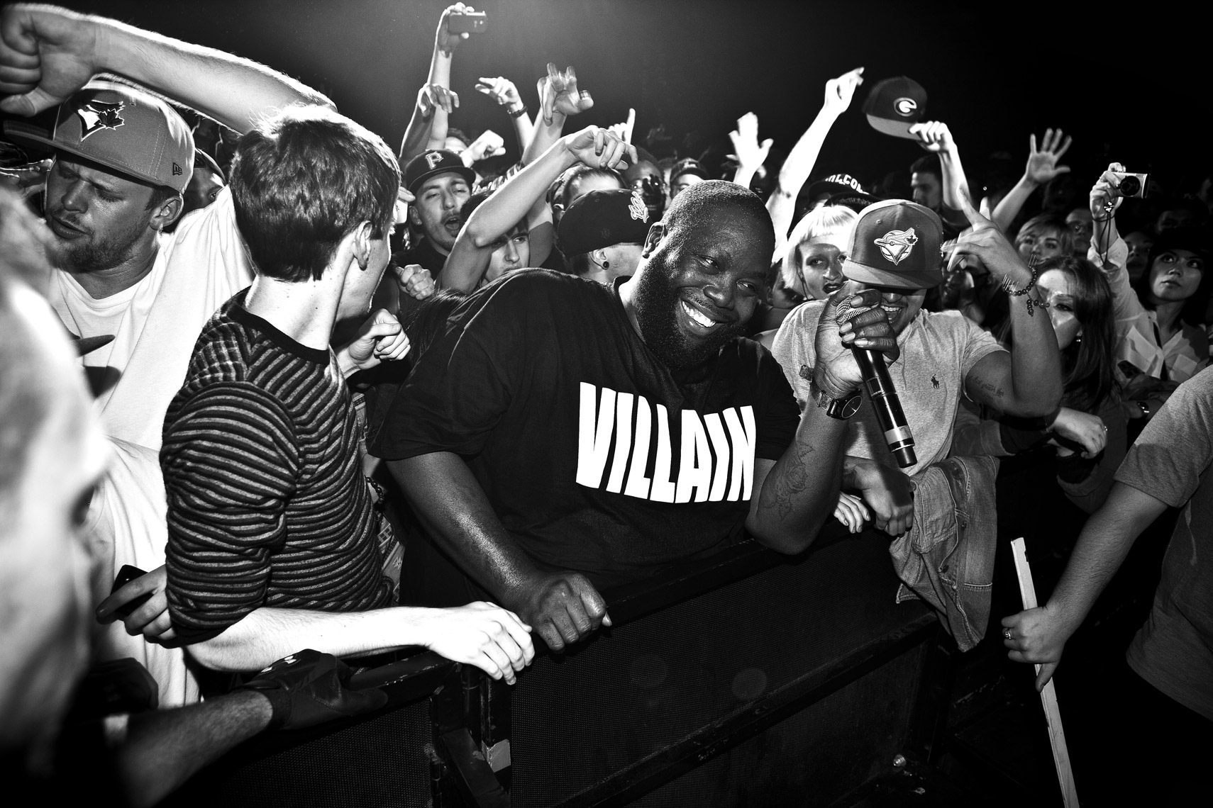 B.J.NOWAK - Killer Mike