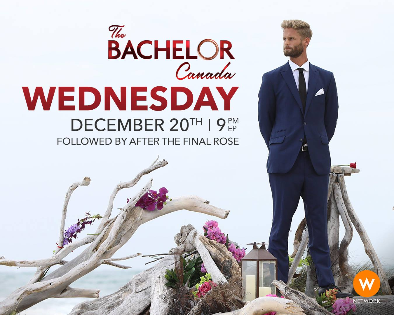 THE BACHELOR CANADA - CHRIS LEROUX